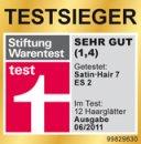 Braun Satin Hair 7 ST 710 Testsieger Stiftung Warentest 06/2011